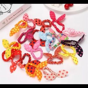 Other - *New - 20 Piece Set  Bunny Hair Ties